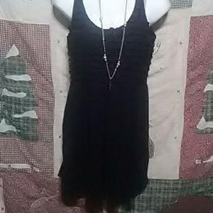 Cute shirt black dress